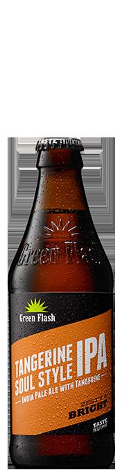 Tangerine Soul Style beer bottle