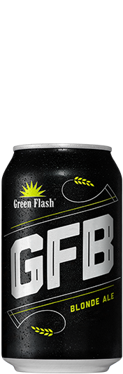 GFB 12oz Can beer bottle