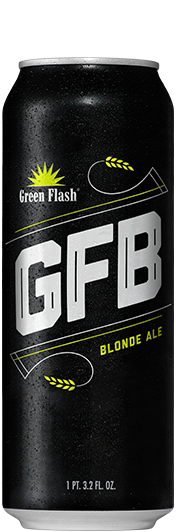 GFB 19.2oz Can beer bottle